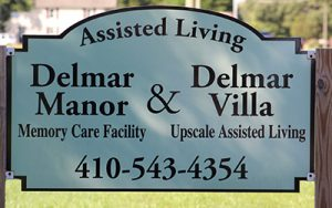 Delmar Assisted living